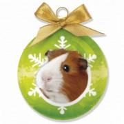 Geen Huisdieren kerstballen cavia