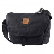 Fjällräven Greenland Shoulder Bag Small - borsa a tracolla - Black