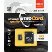 Card de memorie Imro HC UHS-I class10 Micro-SD 32 GB Negru