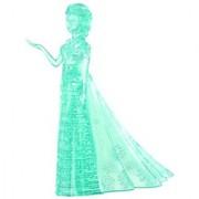 BePuzzled Original 3D Crystal Elsa Frozen Puzzle (32 Piece) Blue