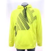 Nike férfi kapucnis pulóver-NIKE KO BLOCK HOODIE 543466-700