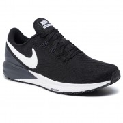 Pantofi NIKE - Air Zoom Structure 22 AA1636 002 Black/White/Gridiron