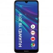 Telefon mobil Huawei Y6 (2019), Dual SIM, 32GB, 2GB RAM, 4G, Midnight Black