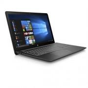 HP Power Pavilion 15-cb012nc, I7-7700HQ QUAD, 15.6 FHD ANTIGLARE, 8GB DDR4 1DM, 128GB SSD + 1TB 7k2,, W10, SHADOWBLACK W