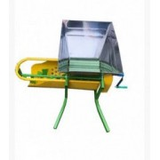 Lichidare stoc - Zdrobitor de struguri manual cu desciorchinare Micul Fermier CUVA 30 L 400-500 Kg