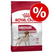 20% korting! Op een kleine zak Royal Canin Size - Mini Adult +8 (2 kg)