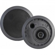 "Klipsch Commercial IC 400T 5"""" In Ceiling 70v speaker Black-PR"
