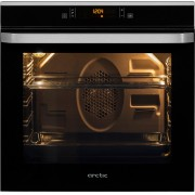 Cuptor incorporabil Arctic AROIE32400X, Electric, 8 Functii, 82 L, Clasa A, Touch Control, Inox/Negru