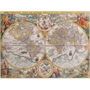 Puzzle Ravensburger - Harta Istorica, 1.500 piese (16381)