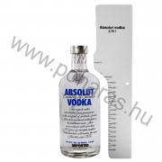 Standoló kártya - Absolut vodka [0,7L]