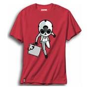 T-shirt Fortnite - Teschio Rosso - Taglia 14 anni