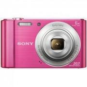 Цифров фотоапарат Sony Cyber Shot DSC-W810 pink - DSCW810P.CE3