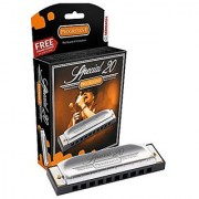 Hohner Special 20 Harmonica Key Of F# Major