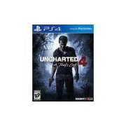 Game - Uncharted 4: A Thief's End - Ps4