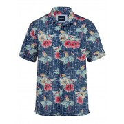 Babista herenmode Overhemd Hawai BABISTA Blauw::Multicolor - Man - 49/50