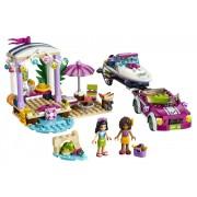 41316 LEGO® Friends Barca transportoare cu motor a Andreei