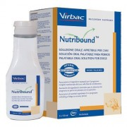 Virbac Srl Nutribound Cani 3flx150ml