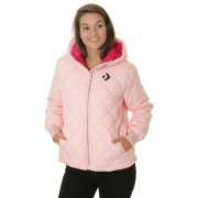 CONVERSE Quilted Poly Puffer storm pink M