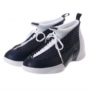 【SALE 5%OFF】ナイキ NIKE Kinetics AIR JORDAN 15 RETRO (BLACK) メンズ