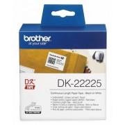 Brother DK22225 folytonos papírszalag, 38mm, 30.48m