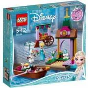 Конструктор Лего Дисни Принцеси - Приключение на пазара с Елза - LEGO Disney Princess, 41155