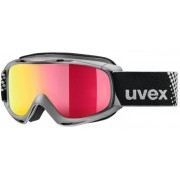 UVEX Slider FM Anthracite/Mirror Red 20/21