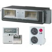 Duct LG 36000 BTU inverter UB36 + UU37W