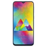 "Telefon Mobil Samsung Galaxy M20, Procesor Exynos 7904, Octa-Core 1.8/1.6GHz, PLS TFT Capacitive touchscreen 6.3"", 3GB RAM, 32GB Flash, Camera Duala 13MP+5MP, 4G, Wi-Fi, Dual SIM, Android (Albastru) + Cartela SIM Orange PrePay, 6 euro credit, 6 GB interne"