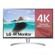 "LG 27UL850-W 27"" LED IPS UltraHD 4K HDR FreeSync"