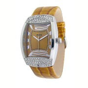 EOS New York ICE Watch Silver/Tan 72L