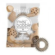invisibobble Cheat Day Invisibobble® Cookie Dough Craving (3-pack) Hårtofsar och hårband
