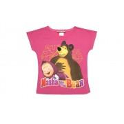 Mása és a medve rövid ujjú póló - 104-es - UTOLSÓ DARAB