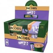 Jacobs 3 in 1 Milka 24 plicuri