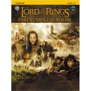 Alfred Music Lord of the Rings - Trombone Instrumental Solos, Book/CD