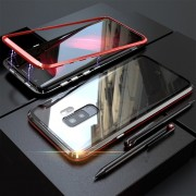 Funda para celular iphone 8 plus Plástico Rojo