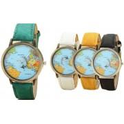 Mode Världsklocka - World Watch