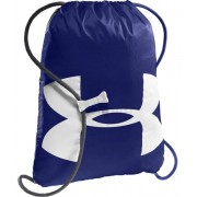 Under Armour Ozsee Sackpack - sacca zaino fitness - Blue/White