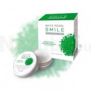 White Pearl Smile Mentol bieliaci zubné púder 30g