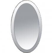 Oglinda decorativa moderna cu cristale K9 si LED, dim.60x100cm Marilyn 1 67038-44 GL