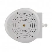 Nedis IP-beveiligingscamera voor binnen Wit 720p