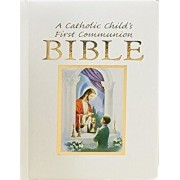 Catholic Child's Traditions First Communion Gift Bible-Nab-Boy, Hardcover/Victor Fr Hoagland
