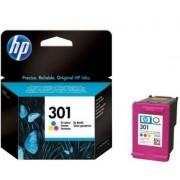 CH562EE Tintapatron DeskJet 2050 nyomtatóhoz, HP 301, színes, 165 oldal (TJHCH562E)
