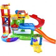 Tut Tut Mașini de jucărie - Set - garaj