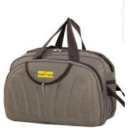 HIGH LIGHT (Expandable) HLBGP21 Stylish Quality fabric Waterproof Travel Duffel Bag/Cabin Luggage Travel Duffel Bag(Grey)