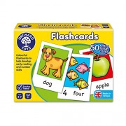 Orchard Toys Flashcards, Multi Color