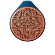 Logitech Altavoz Inalámbrico Logitech X100 Naranja