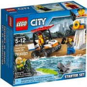 Lego city starter set guardia costiera