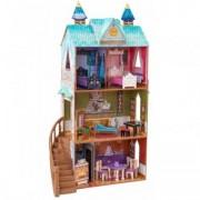 Casuta Pentru Papusi Happy Children - Palatul Frozen din Arendelle