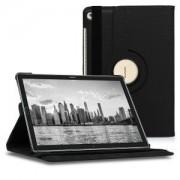 kwmobile Flipové pouzdro pro Huawei MediaPad M5 10 - černá