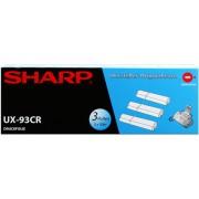 Sharp folia termotransferowa na rolce oryginał UX-93CR
